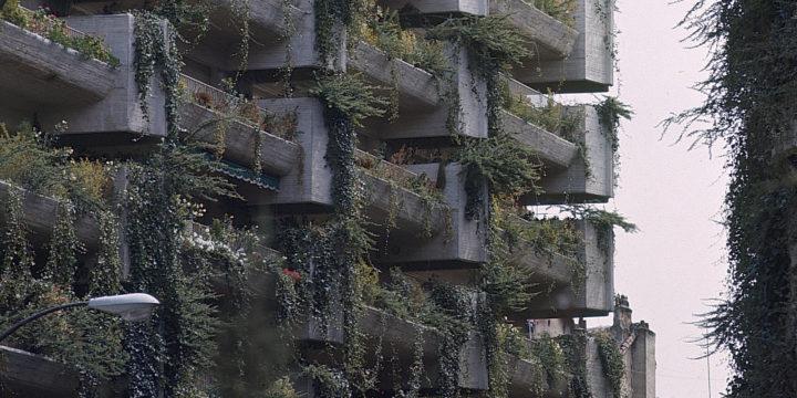 Viviendas para el Patronato de Casas Militares Glorieta de Ruiz Jiménez, Madrid Proyecto de F. Higueras en colaboración con Antonio Miró 1967-1975