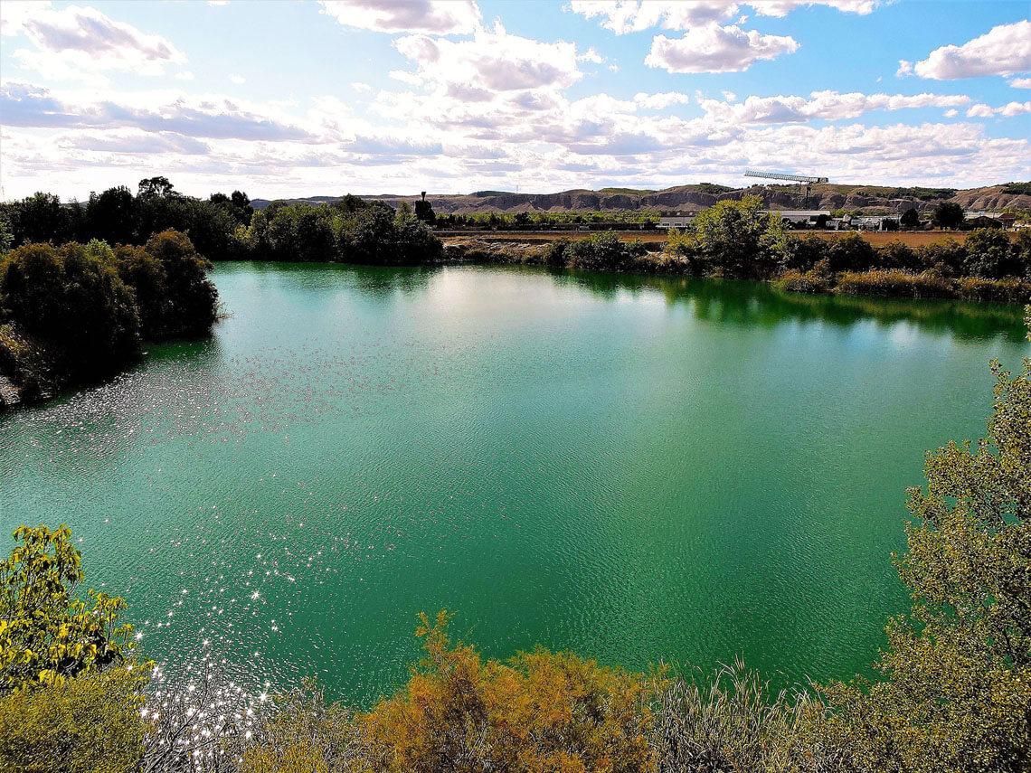 Laguna de las Madres (Parque Regional del Sureste, Rivas-Vaciamadrid, Madrid)